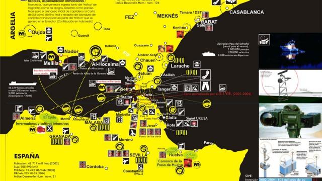Cartografia Critica del Estrecho de Gibraltar